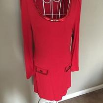 Juicy Couture Red Dress Photo