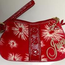 Juicy Couture Red Wristlet So Fun  Photo