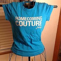 Juicy Couture Shirt Size Large Homecoming Couture Photo