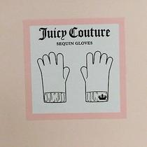 Juicy Couture Short Gloves - Free Us Shipping Photo