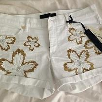 Juicy Couture Shorts Sz 28 Photo