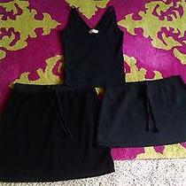 Juicy Couture Skirt and Shirt Lot Brand New  Photo