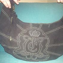 Juicy Couture Suede Hobo Bag Photo