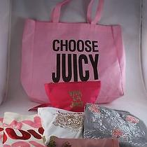 Juicy Couture T-Shirts & Bag Photo
