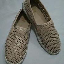 Juicy Couture Tali Blush Perforated Slip on Sneakers Womens Us Size 7.5 Photo