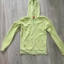 Juicy Couture Terry Small Green Hoodie Photo