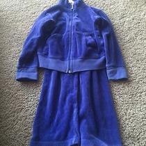 Juicy Couture Trendy Sweatsuit Size 2/2t Photo