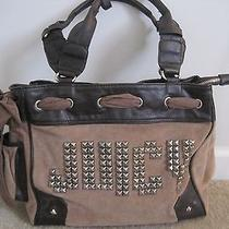 Juicy Couture  Velour  Studded Bag   Photo