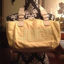 Juicy Couture Yellow Handbag Photo