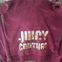 Juicy Couture Zip Up Hoodie Photo