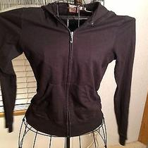 Juicy Couture Zip Up Hoodie Size Medium Smile Be Juicy  Photo