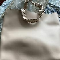 Jules Kae Blush Pink Nude Vegan Leather Tote Rachel Zoe Exclusive New 150 Photo