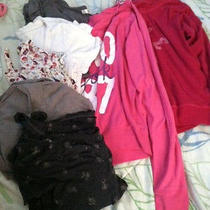 Junior Name Brand Shirt Lot Xs-Small 7 Shirts  Photo