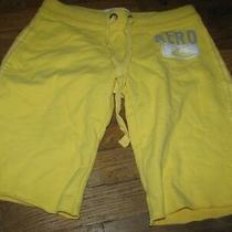 Junior's Aeropostale Yellow Shorts Photo