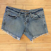 Junior's Element Denim Blue Jean Shorts Size 1 203 Photo