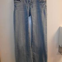 Juniors Aeropostale Jeans Size 1/2 Stretch Photo