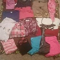 Juniors Clothing Lot (American Eagle Banana Republic F21 Express Ect) Photo