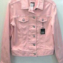 Juniors Gap Denim Jean Jacket Size X-Small (Xs) Nwt Photo