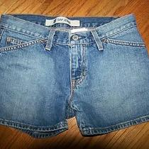 Juniors Gap Shorts Size 1    8005 Photo