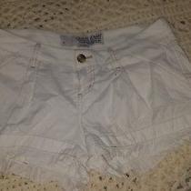 Juniors Guess Shorts - White - 26 Photo