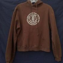 Juniors Medium M Brown Sweater Element Euc Earth Wind Fire Water Free Shipping Photo