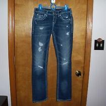 Juniors Silver Jeans Aiko Babyboot Vgc W26/l33 L9628sj8354s3144 Photo