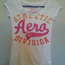 Juniors v Neck Tshirt by Aeropostal Sz Xs Photo