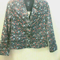 Juniors Womens Gap Blazer Size 1 Nwt Photo