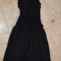 Juniors Womens Prom Semi Formal Dress Short Max and Cleo M Med Black Photo