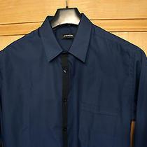 Junk De Luxe Navy Shirt Size L Apc Photo