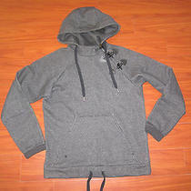 Junk De Luxe Toggle Hoodie Sz M Urban Outfitters Zara h&m  Photo