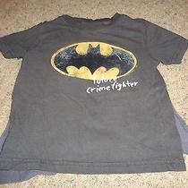 Junk Food Loves Baby Gap Batman T Shirt With Cape Size 2t Future Crimefighter Photo