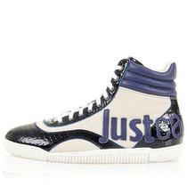Just Cavalli Luxury Laced High Sneaker Balenciaga Photo