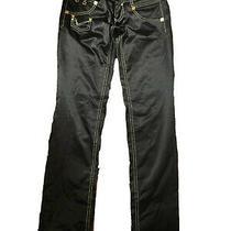 Just Cavalli Roberto Cavalli Black Pants Trousers Cotton Size Xs / Us 2 Photo