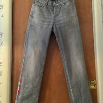 Just Cavalli - Roberto Cavalli - Gray Painted - Skinny - Made in Italy - Unique Photo