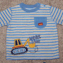 Just One Year by Carter's Baby Boy's Sweater Shirt Size 9m Photo