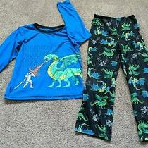 Just One You by Carter'sboys Dragon Knight Long Sleeve Pajamaspjspants8 Photo