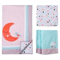 Just One You Made by Carter's Night Skies Girl's 3pc Set Photo