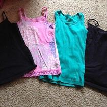 Justice Childrens Place and Old Navy Tank Tops  Photo