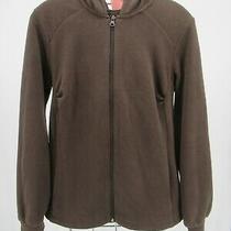 K6664 Vtg Women's Columbia Full-Zip Hooded Jacket Size L  Photo