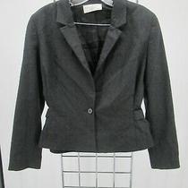 K6674 Vtg Women's Christian Dior 100% Pure Wool Blazer Jacket Size 10  Photo