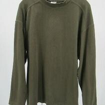 K6772 Columbia Men's Pull-Over Long Sleeve Sweatshirt Size Xl  Photo