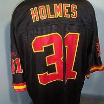 Kansas City Chiefs Priest Holmes 31 Men's 2xl Xxl 2x Jersey Football Photo