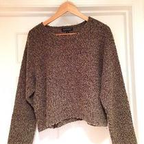 Karen Kane Green Acrylic Sweater- L Photo