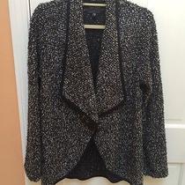Karen Kane Jacket- Winter 2013 - Large -black.greys Gently Worn - No Reserve Photo