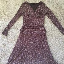Karen Kane Long Sleeve Sz Size M Medium Dress Stretch Photo