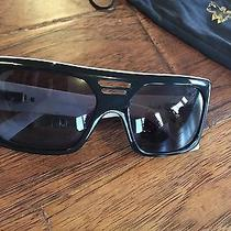 Karen Walker Tv Eyes Sunglasses Sunnies Black White Photo