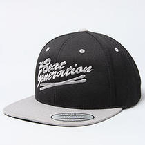 Karmaloop 101 Apparel Inc. the Beat Generation Snapback Black Photo