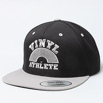 Karmaloop 101 Apparel Inc. the Vinyl Athlete Snapback Black Photo