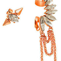 Karmaloop 8 Other Reasons the Homage Ear Cuff Rose Gold Photo